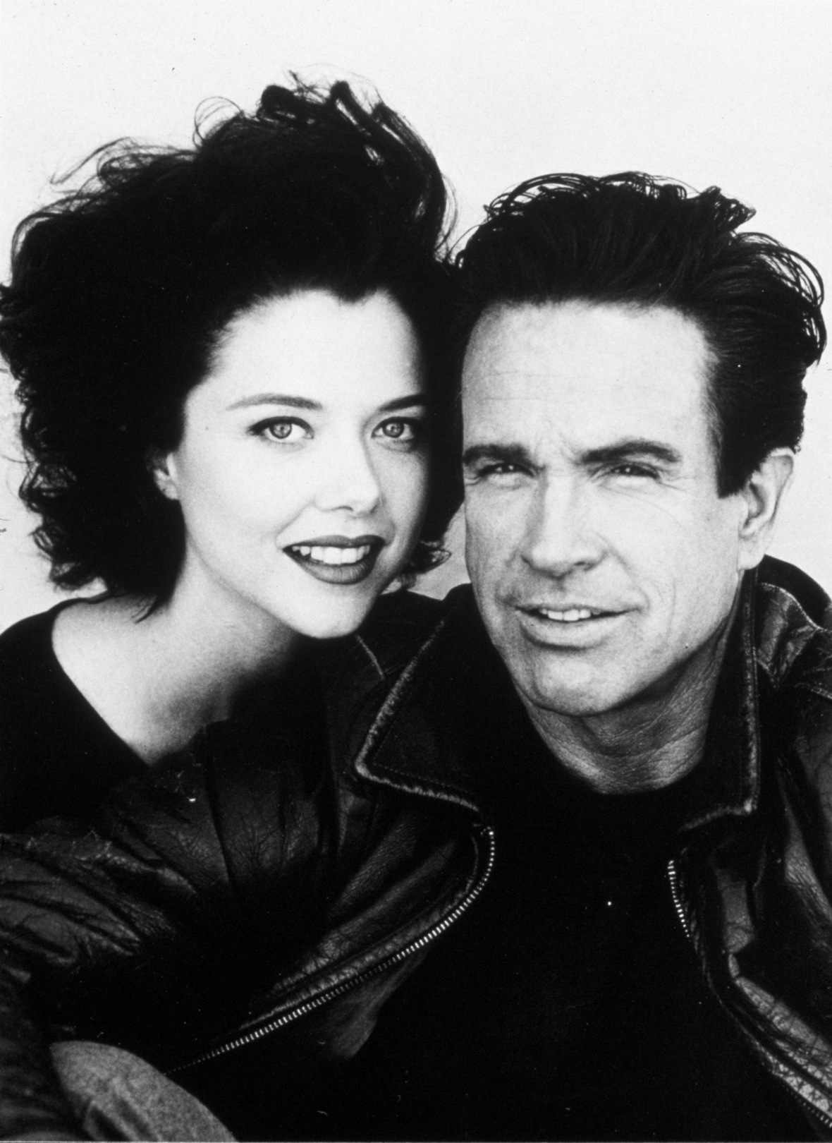 Annette Bening and Warren Beatty in 'Bugsy'