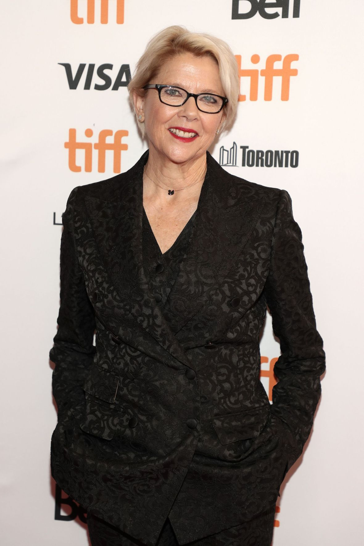 Annette Bening at the TIFF Premiere of 'The Report'