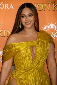 Beyoncé at 'The Lion King' Premiere