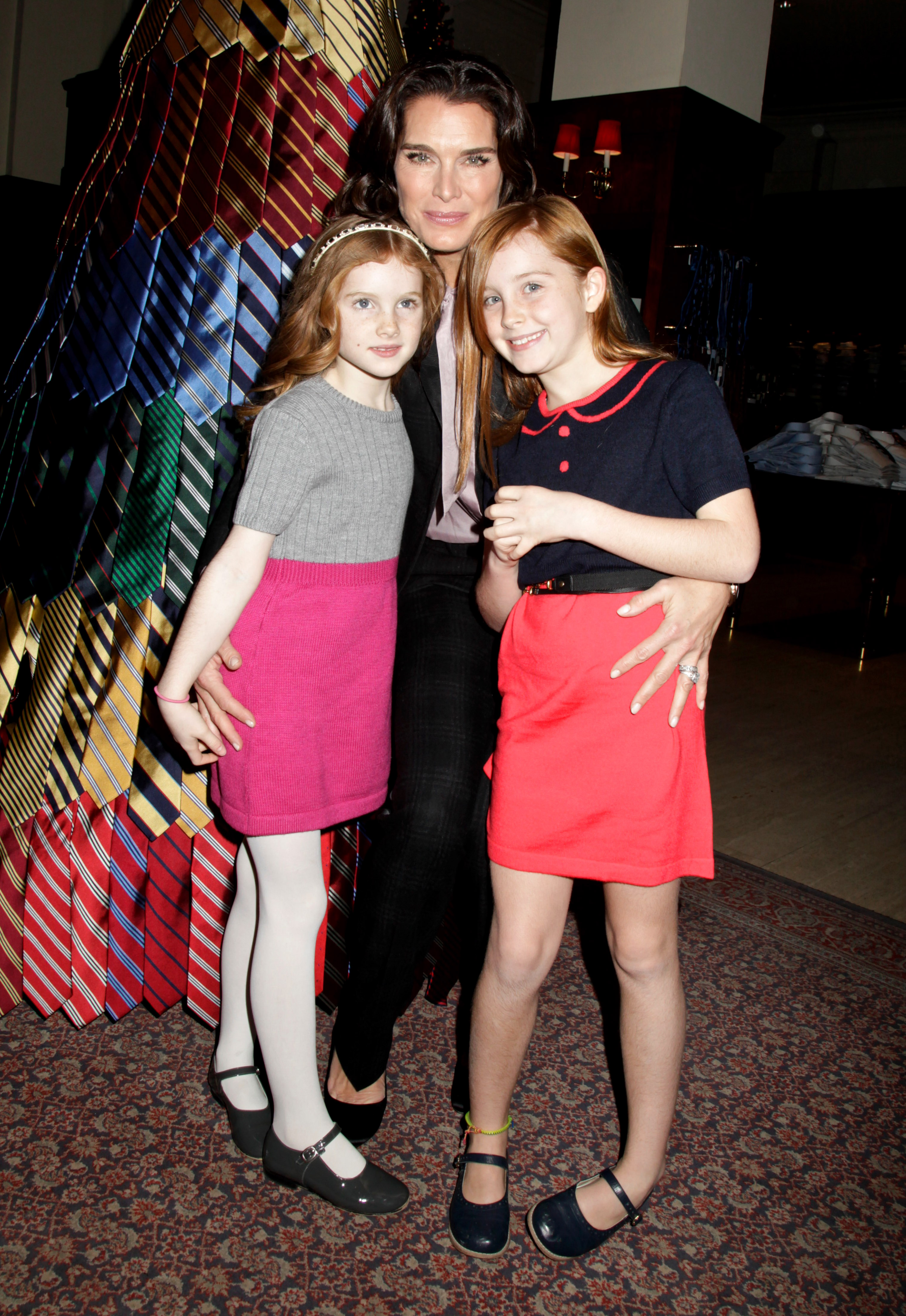 brooke shields shares lesson for her daughters  find  u0026 39 your