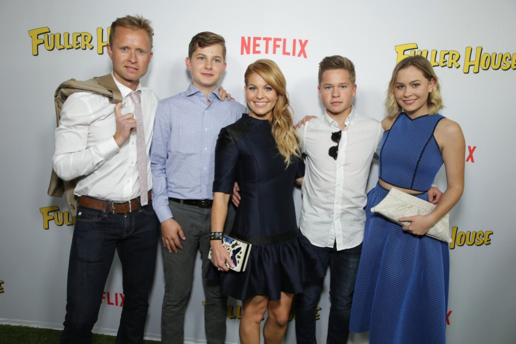 "Netflix Premiere of ""Fuller House"", Los Angeles, USA"