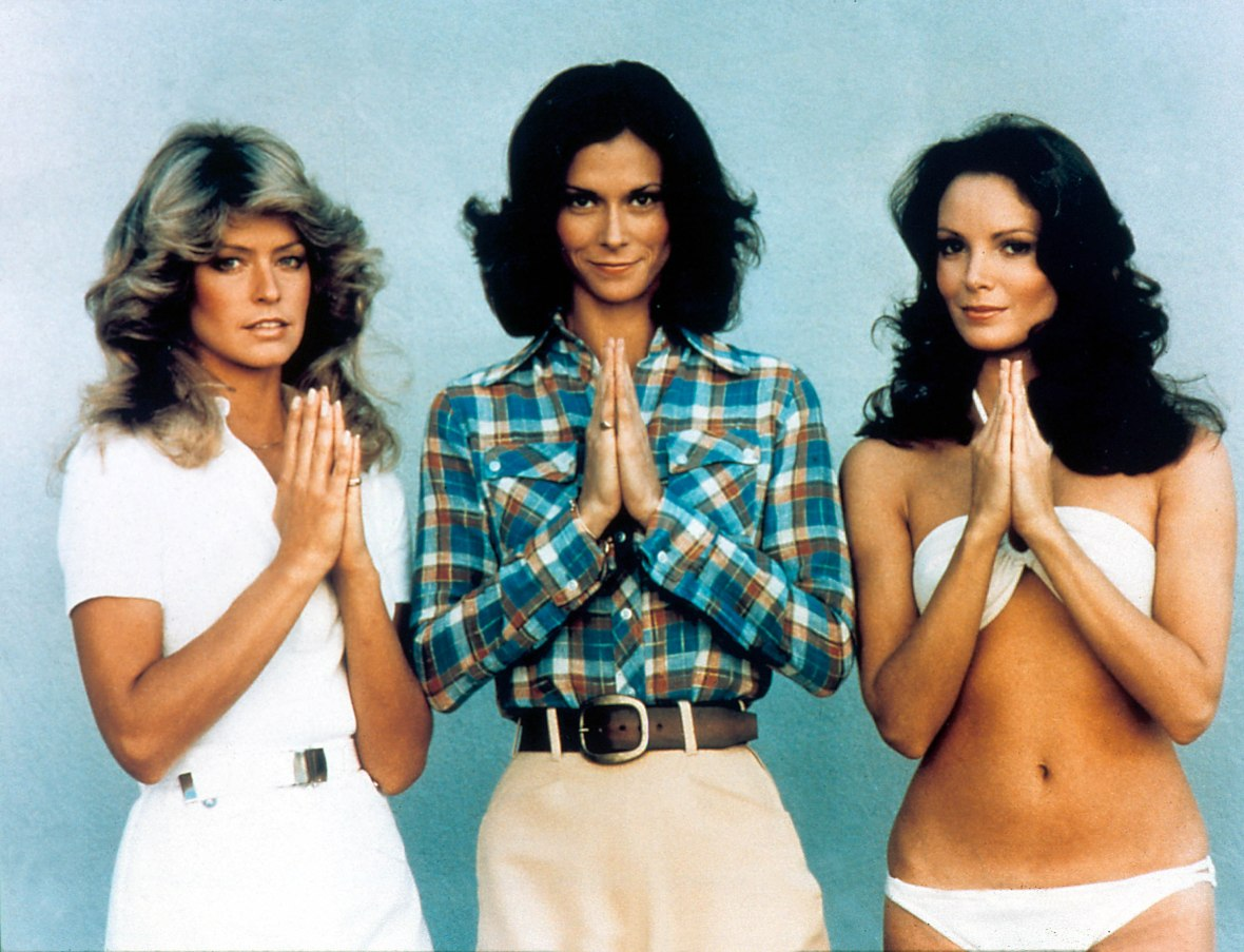 Original 'Charlie's Angels' Cast