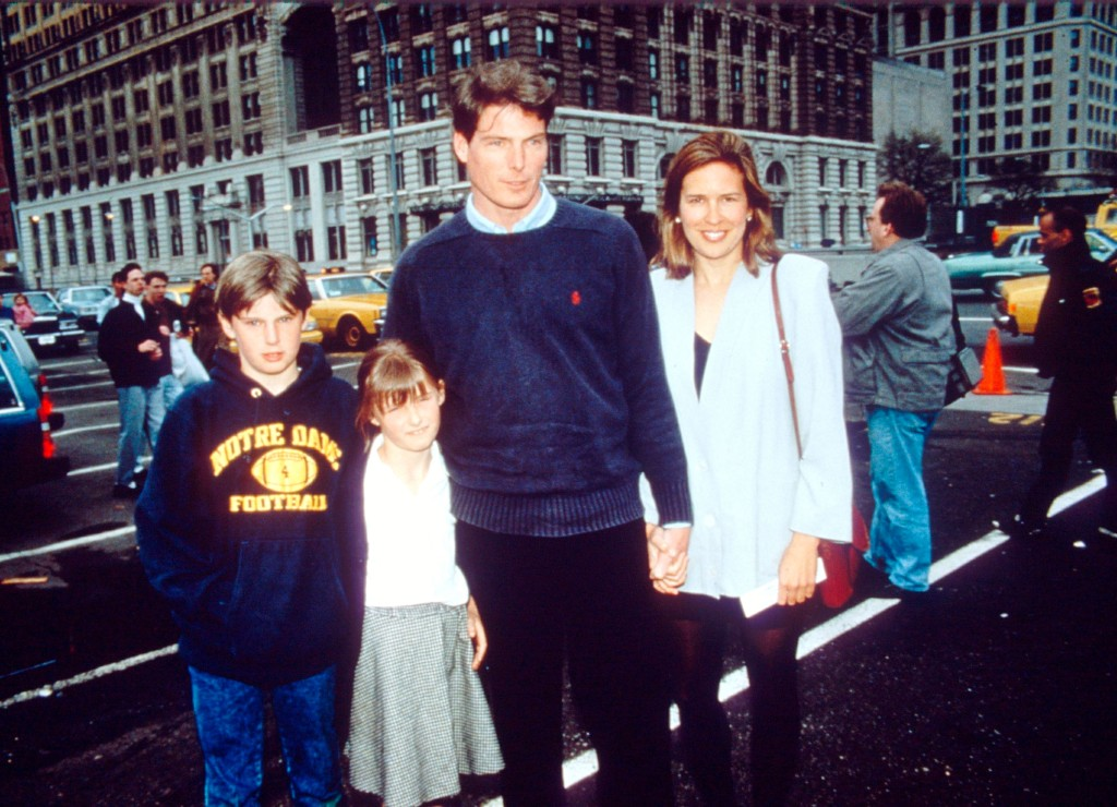 christopher-reeve-and-family