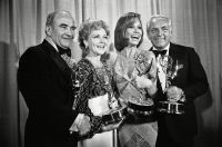 Ed Asner, Betty White, Mary Tyler Moore and Ted Knight