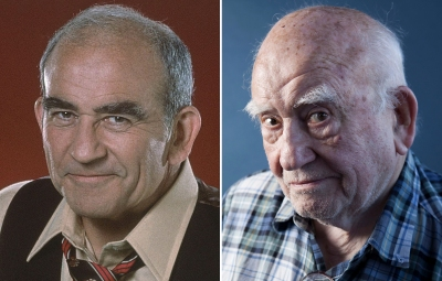 Ed Asner Through the Years