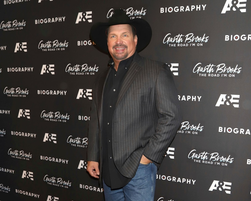 "Biography's ""Garth Brooks: The Road I'm On"" Special, New York, USA - 18 Nov 2019"