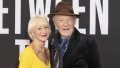Helen Mirren and Ian McKellen at the NYC Premiere of 'The Good Liar'