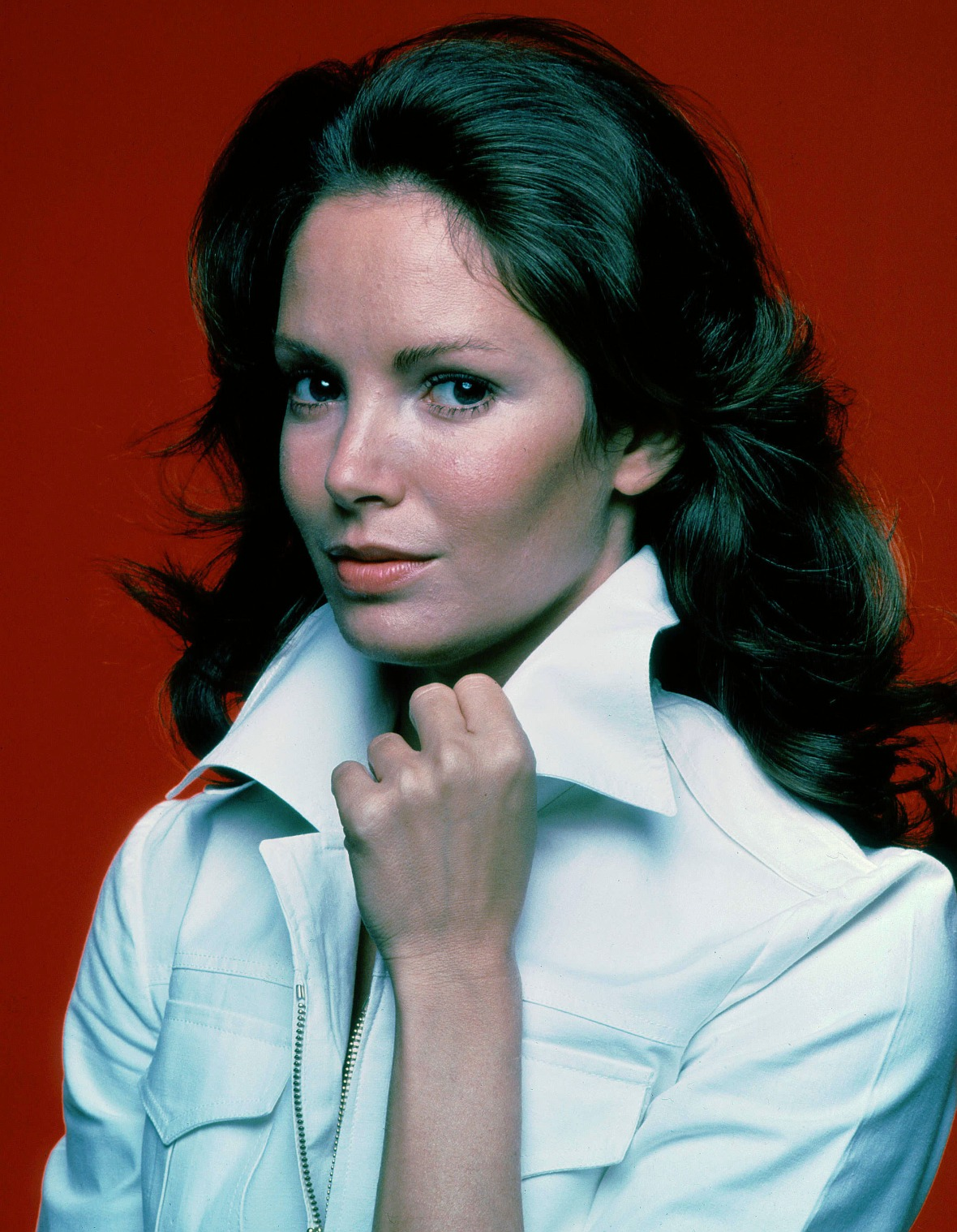 Jaclyn Smith on 'Charlie's Angels'