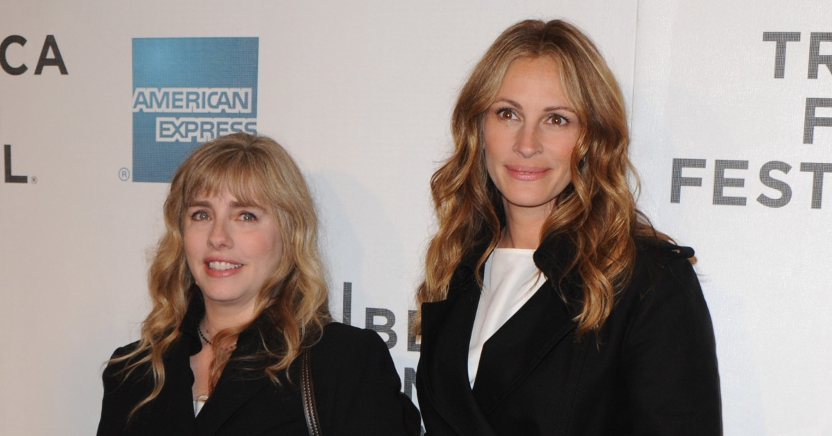 Julia Roberts Thinks Of Kindness When She Thinks Of Sister