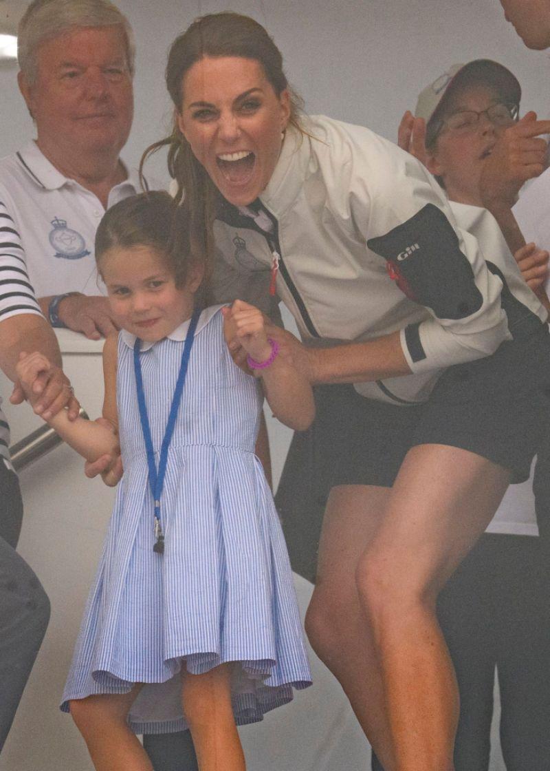 Kate Middleton Princess Charlotte
