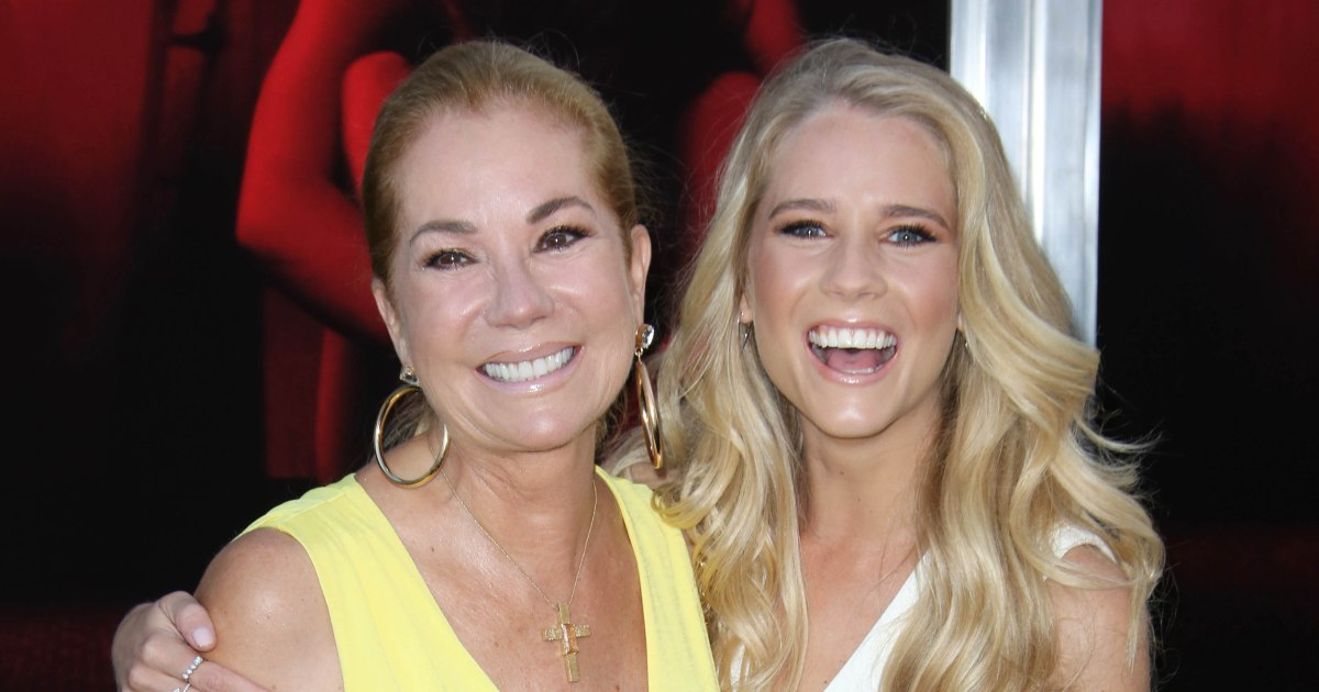 Kathie Lee Gifford S Daughter Cassidy Shares Fiance S Proposal Story