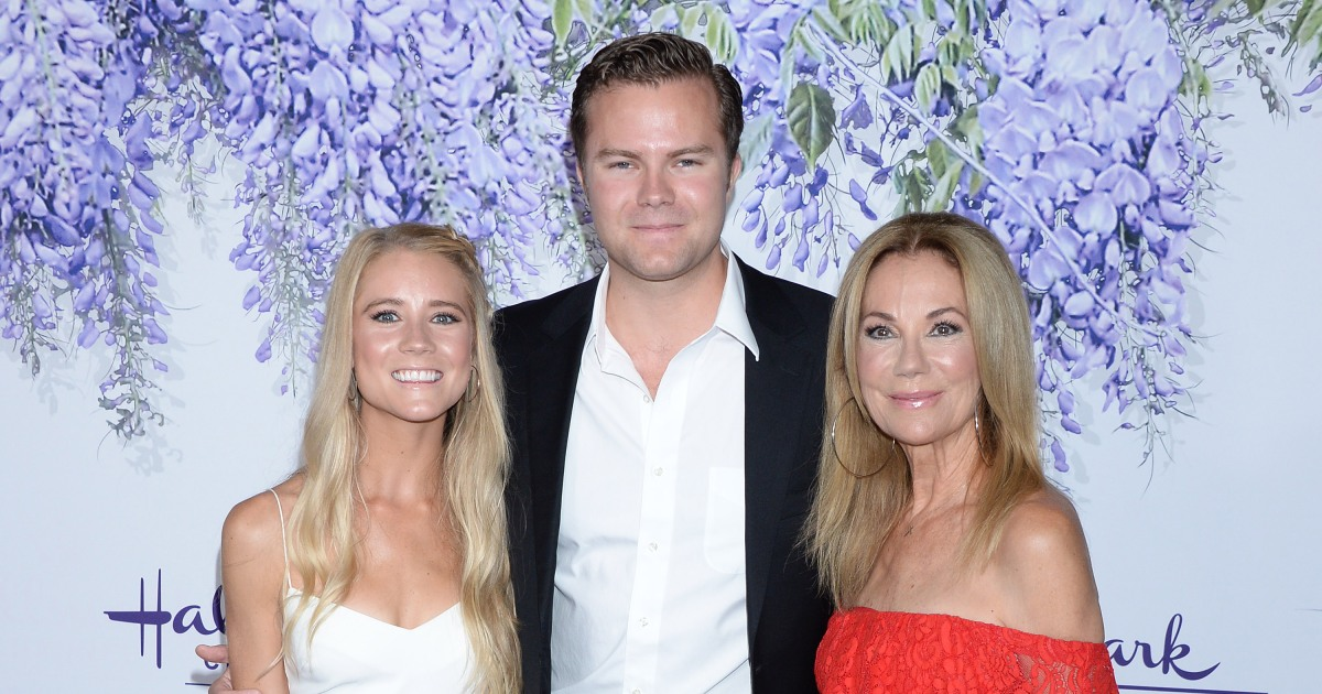 Kathie Lee Gifford Shares Photo Of Her Kids Their Future Spouses