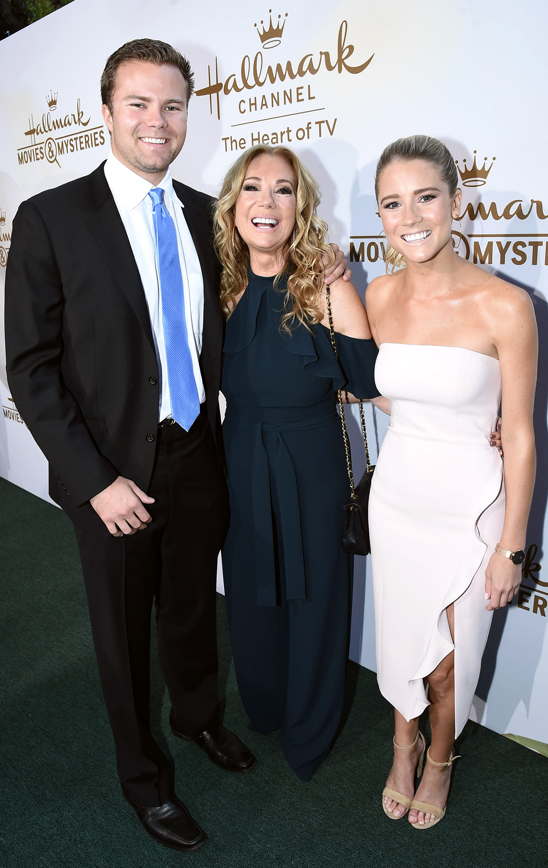 Kathie Lee Gifford Kids Meet Daughter Cassidy And Son Cody