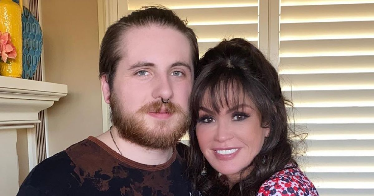 Marie Osmond Wishes Son Brandon Happy Birthday With Rare Photo