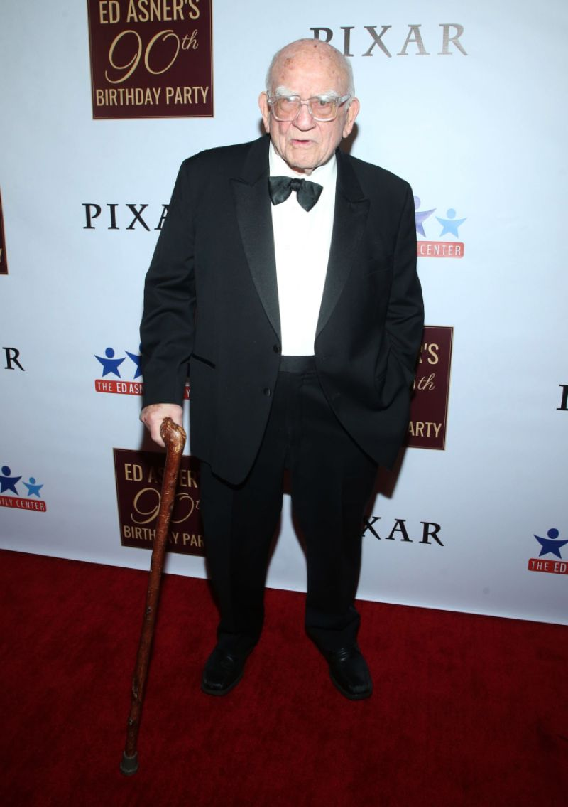 Ed Asner's 90th birthday event, Hollywood, Los Angeles, USA - 03 Nov 2019