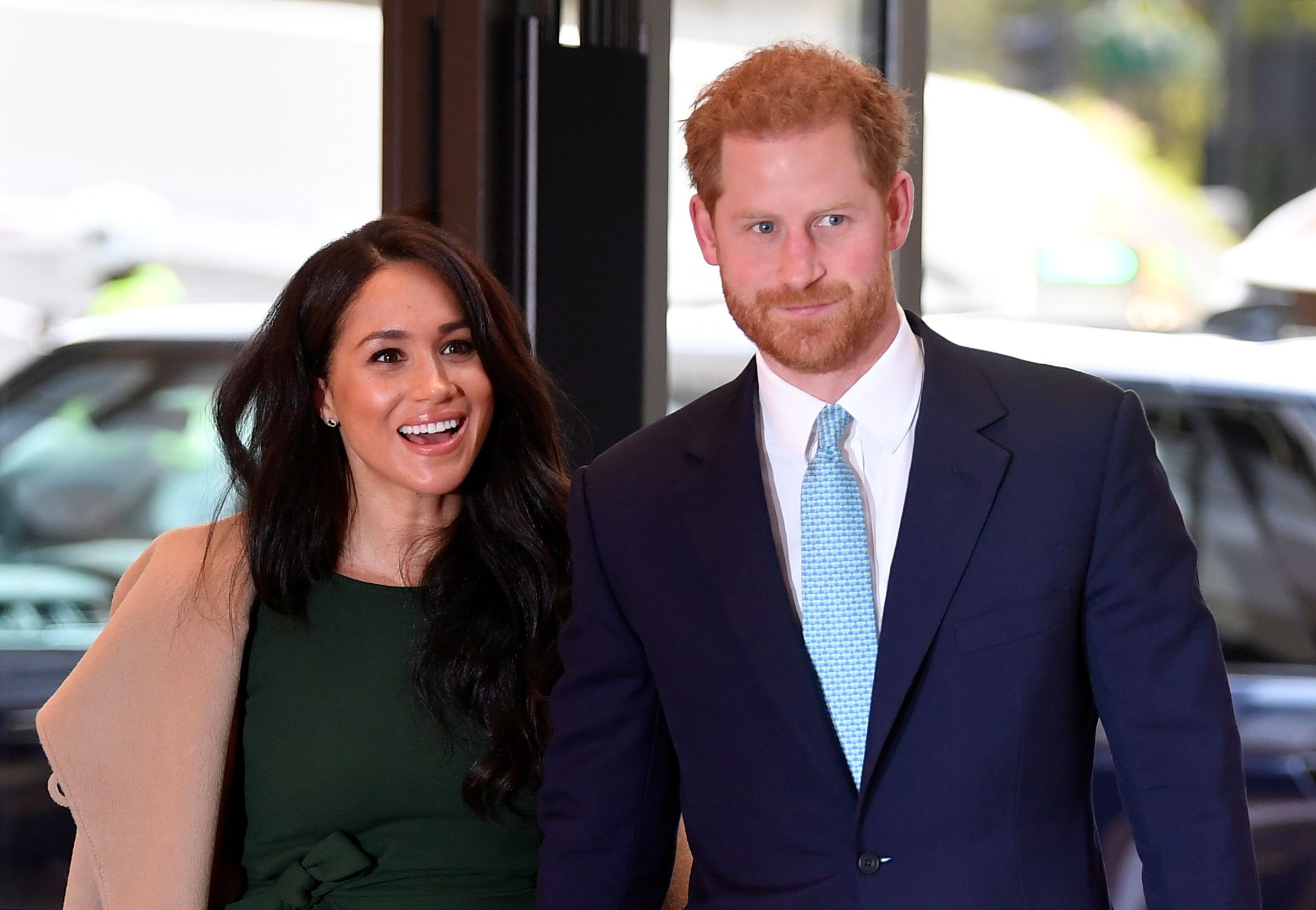 Duchess Meghan and Prince Harry 'Aren't Waiting Around' and Want to Have Baby No. 2 in 2020