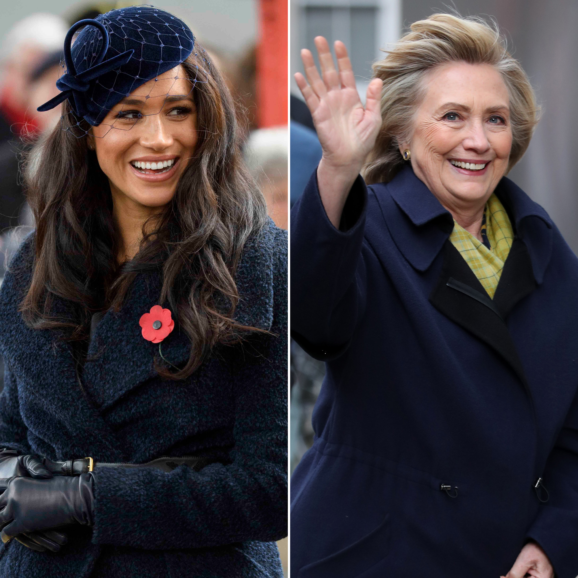 Duchess Meghan Had a Very 'Sweet' and 'Warm Meeting' With Friend Hillary Clinton at Frogmore Cottage