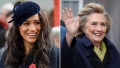 meghan markle and hillary clinton
