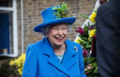 Queen Elizabeth II opens the new Haig Housing Trust development in Morden, London, UK - 11 Oct 2019