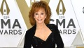 Reba McEntire at the CMAs 2019 Red Carpet