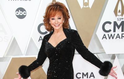 Reba McEntire on the Red Carpet at the CMAs 2019