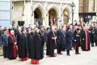 Field of Remembrance at Westminster Abbey, London, United Kingdom - 07 Nov 2019