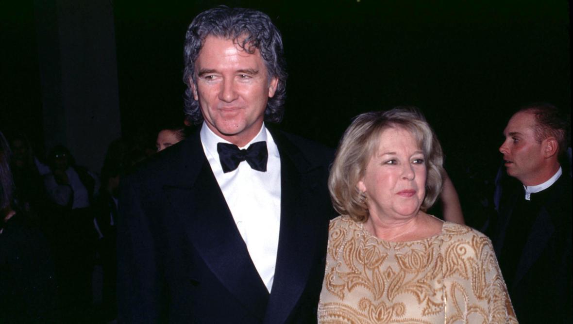 Patrick Duffy wife Carlyn Duffy