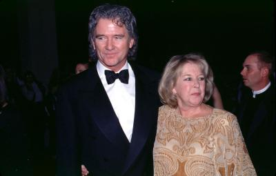 Patrick Duffy wife Carlyn Duffy