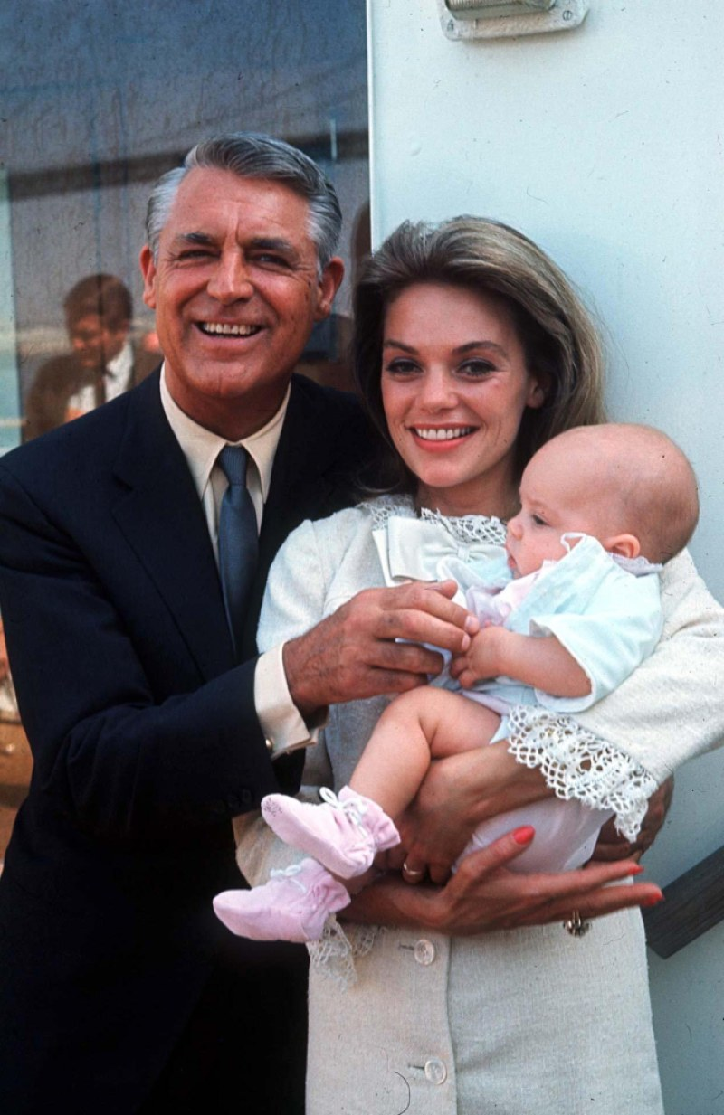 Cary Grant, Dyan Cannon