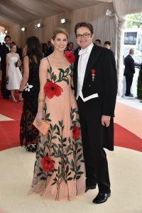 Charles Shaffer and Elizabeth Cordry