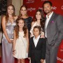 Brooke Burke family