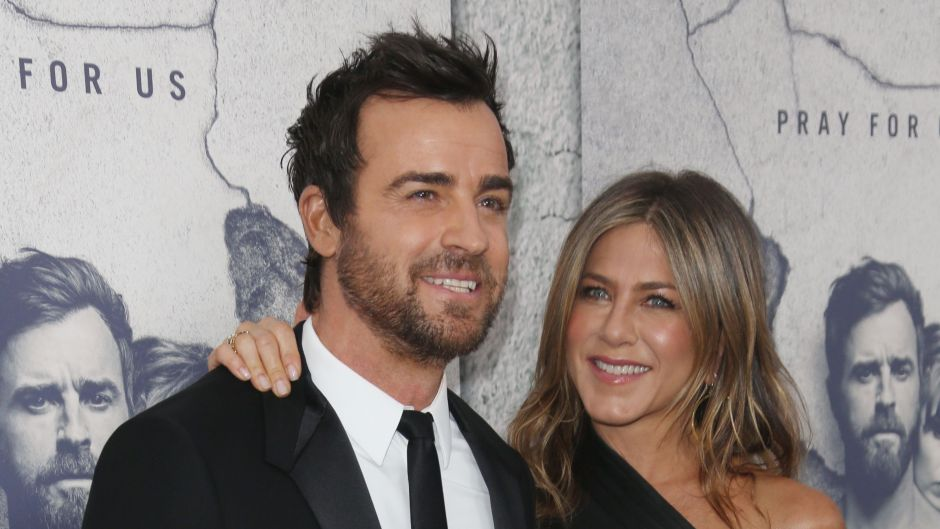 Jennifer Aniston Reunites With Ex Husband Justin Theroux For Thanksgiving With Jason Bateman