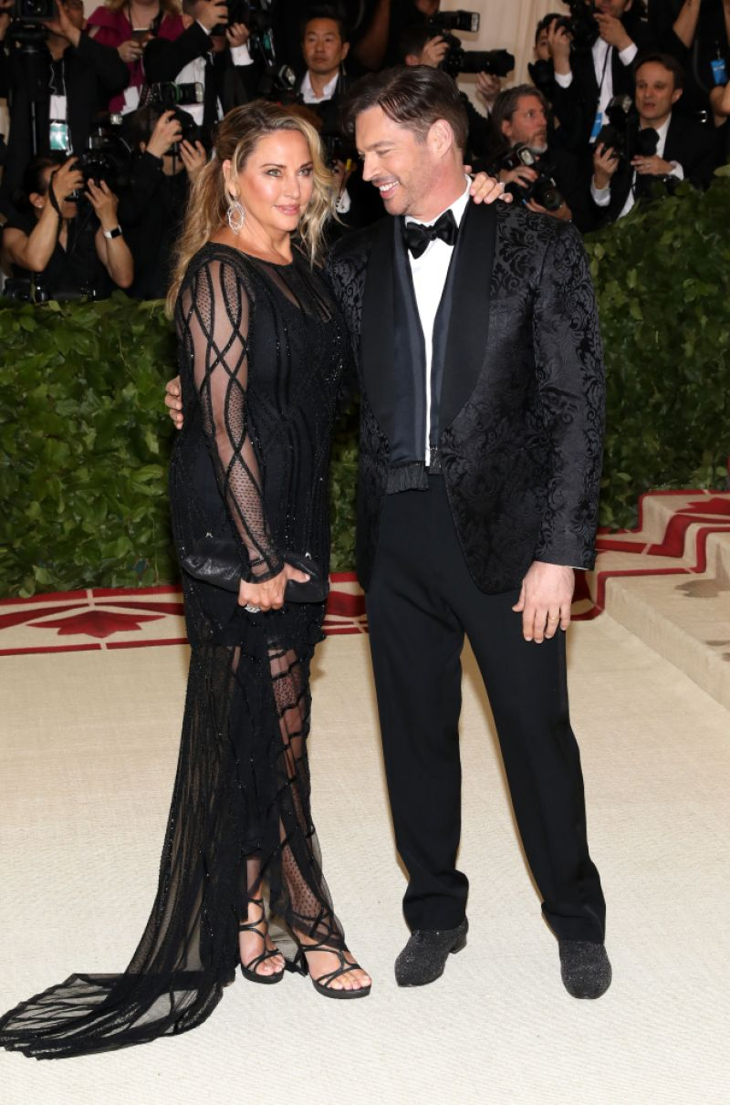 Harry Connick Jr. and wife Jill