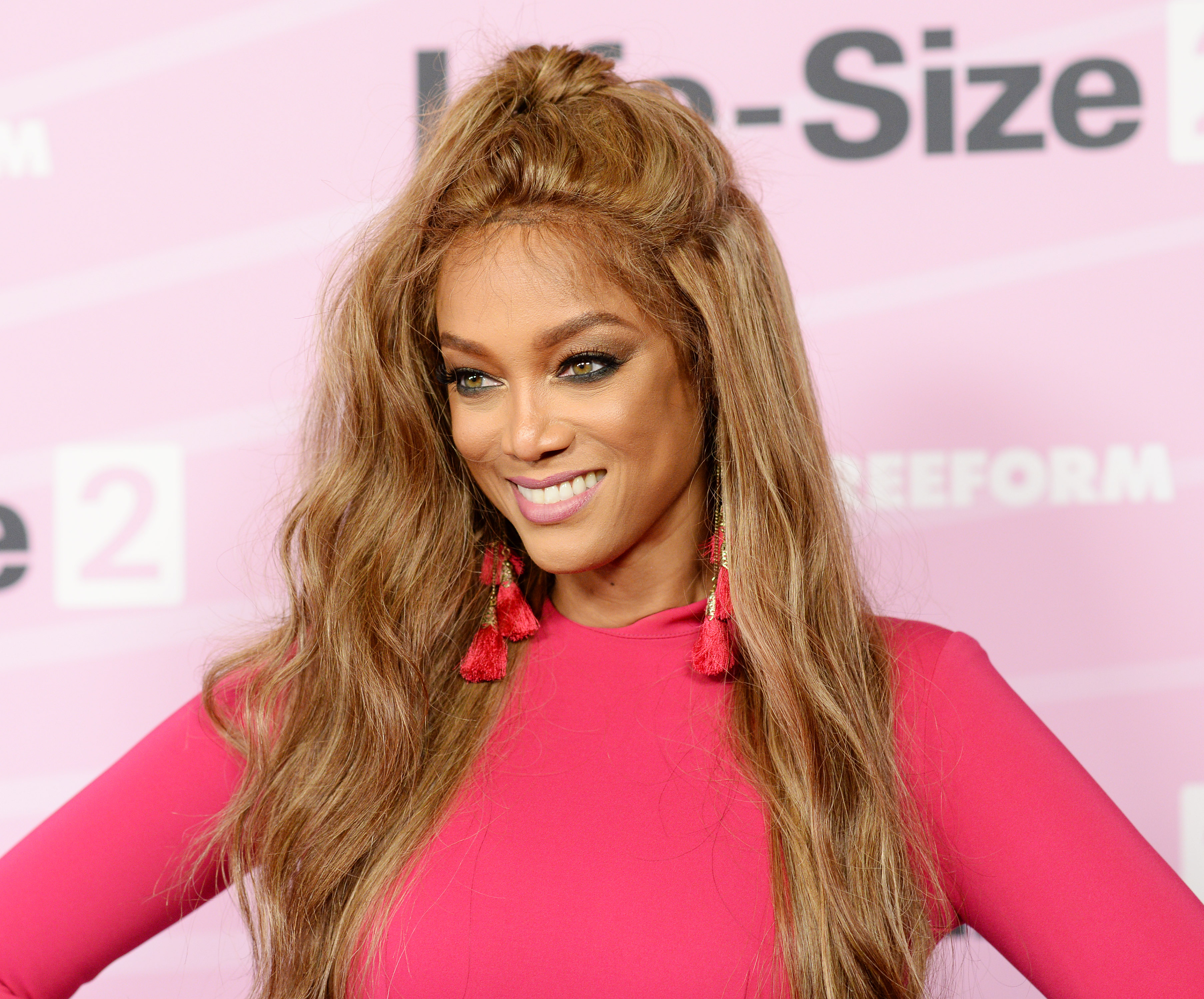 What Is Tyra Banks Net Worth The Antm Host Has Worked Hard