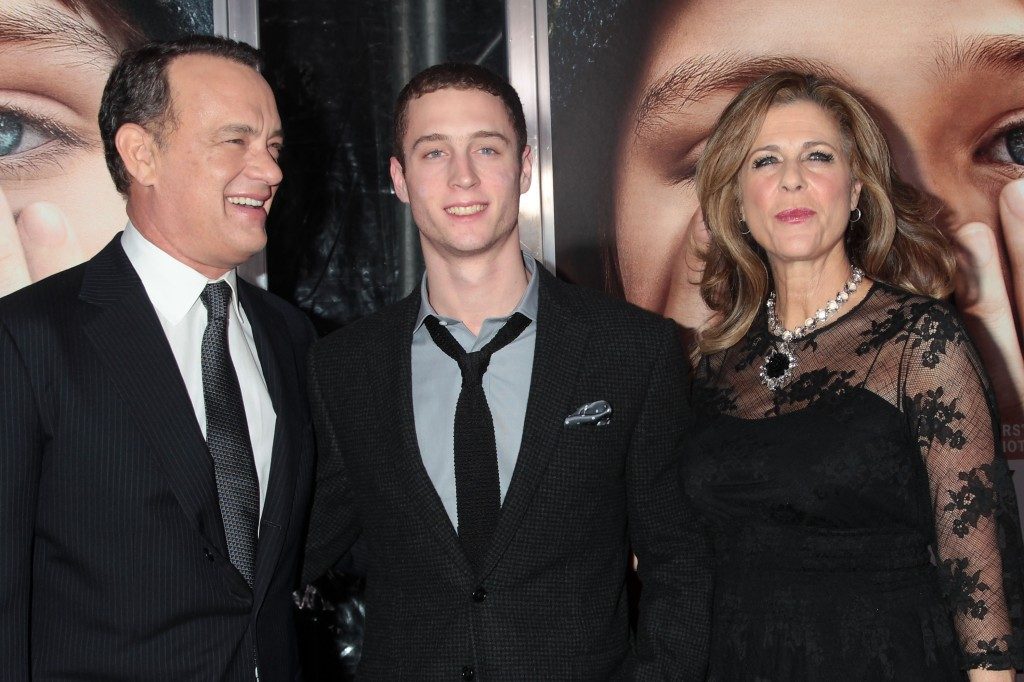 'Extremely Loud and Incredibly Close' film premiere, New York, America - 15 Dec 2011