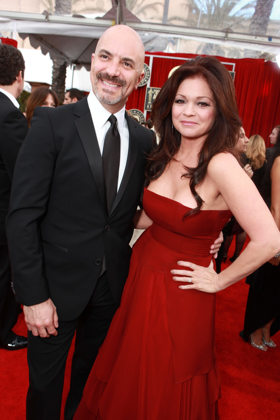 Tom Vitale and Wife Valerie Bertinelli