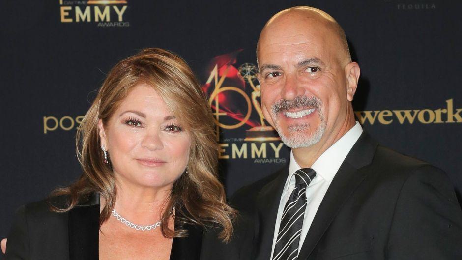 Valerie Bertinelli and Husband Tom Vitale