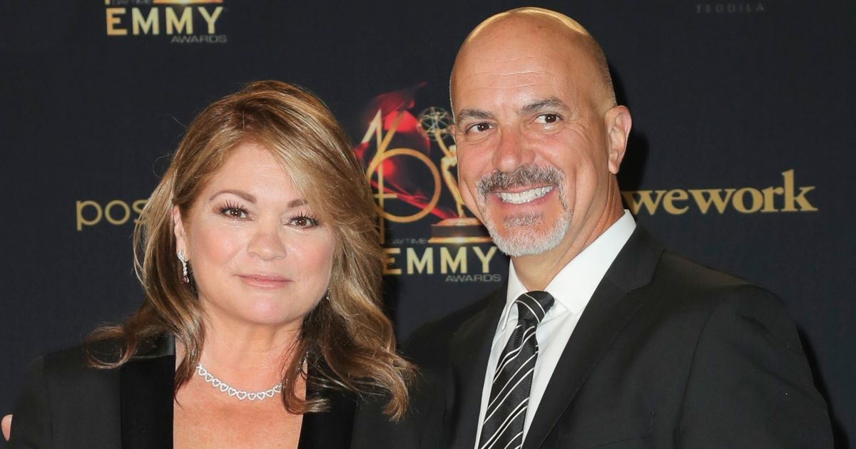 Valerie Bertinelli On Date Night In Kitchen With Husband