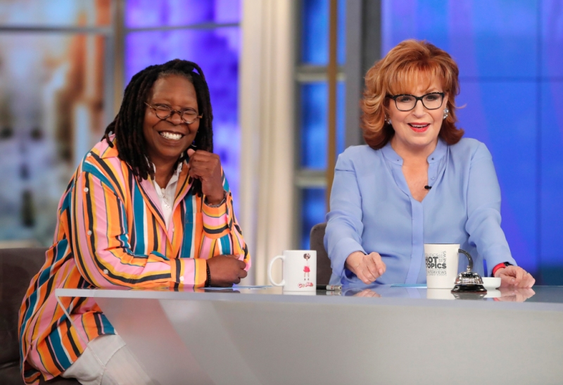 Whoopi Goldberg Joy Behar