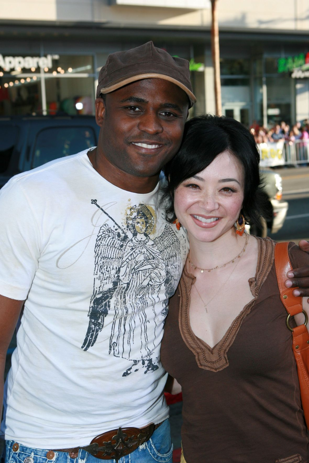 Wayne Brady and Ex-Wife Mandie Taketa