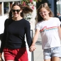 Violet Affleck Is 'a Real Mommy's Girl'