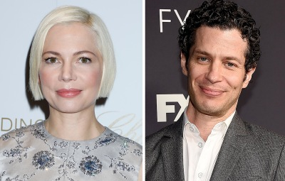 Michelle Williams Thomas Kail pregnant