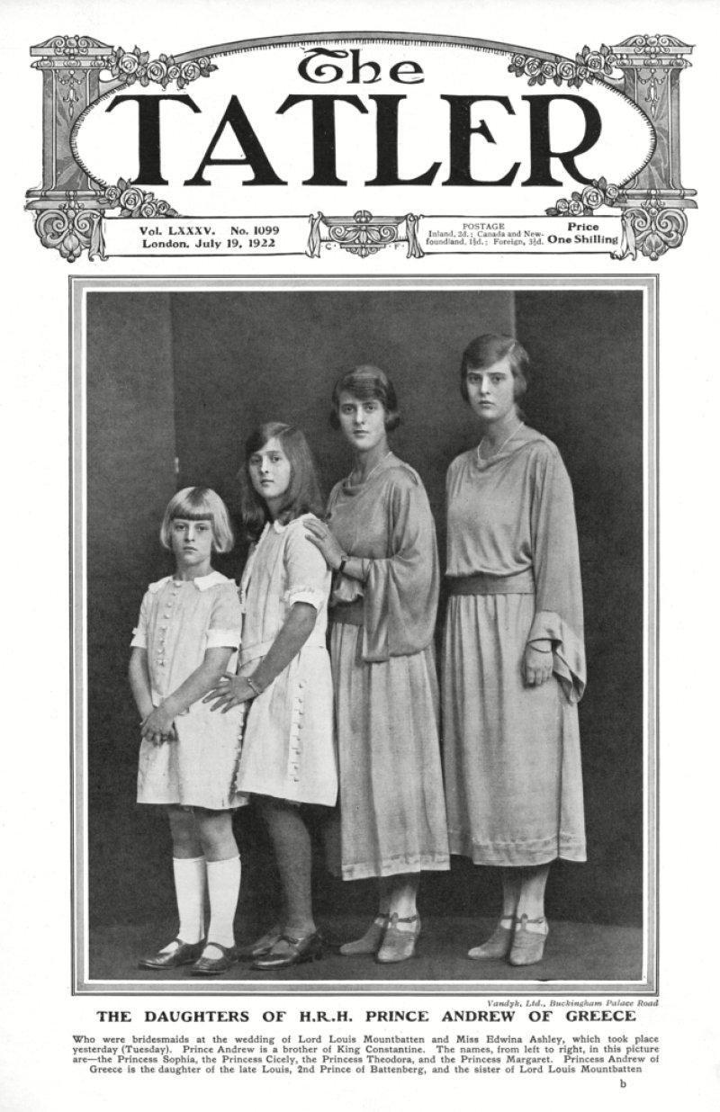 Prince Philip Sisters