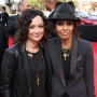 Sara Gilbert and Linda Perry Are 'Trying' to Make Their Split 'Cordial'