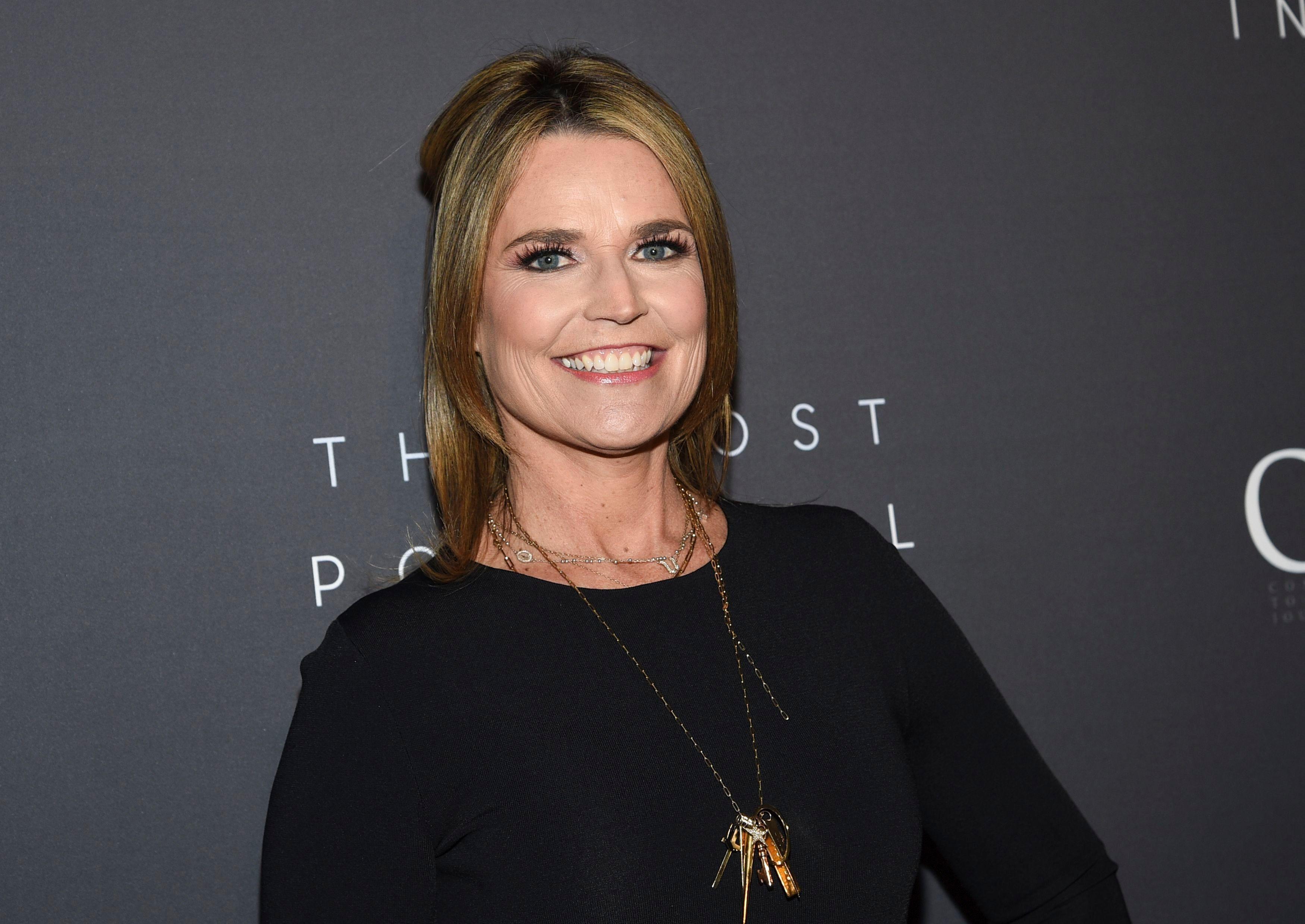 Savannah Guthrie Updates Fans After Eye Surgery, Praises 'Superhero' Husband