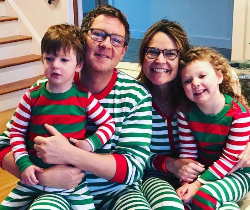 Savannah Guthrie Kids Today Host And Michael Feldman S 2 Children