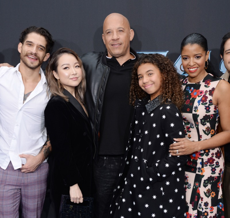 Vin Diesel Kids: Actor Makes Rare Outing With Daughter SimilcVin Diesel Mother