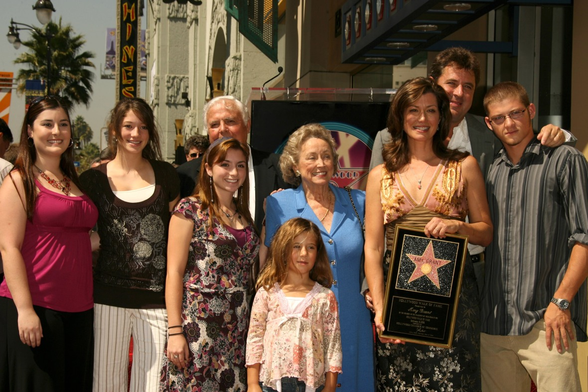 Amy Grant and Family