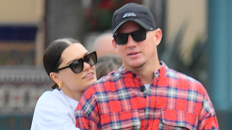 Channing Tatum and Jessie J Breakup