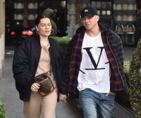 Channing Tatum and Jessie J Split